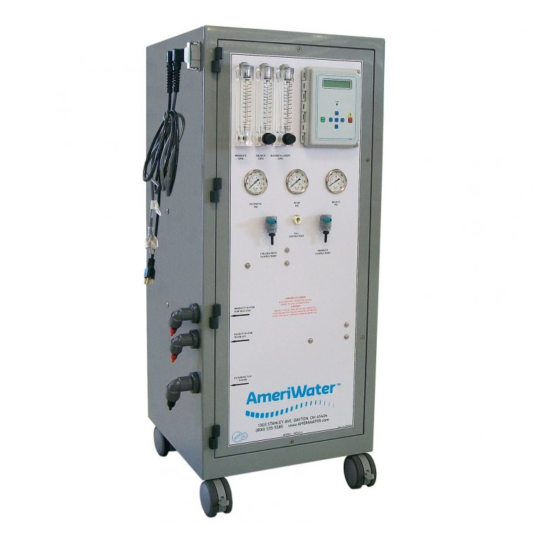 Reverse Osmosis Systems (MRO3-4) – 4,200 up to 5,600 GPD