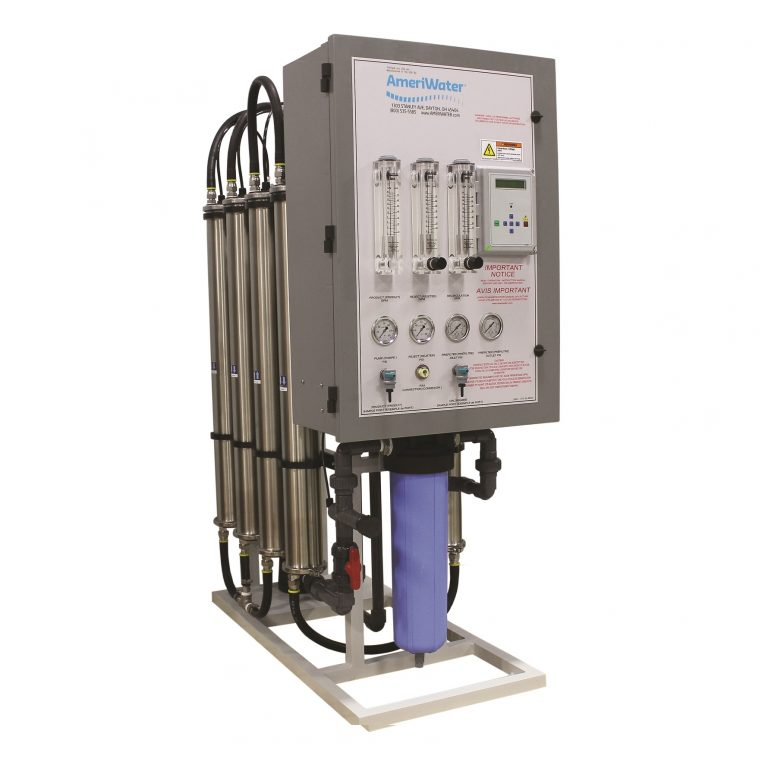 Reverse Osmosis Systems (MROZ) – 6,600 up to 17,600 GPD