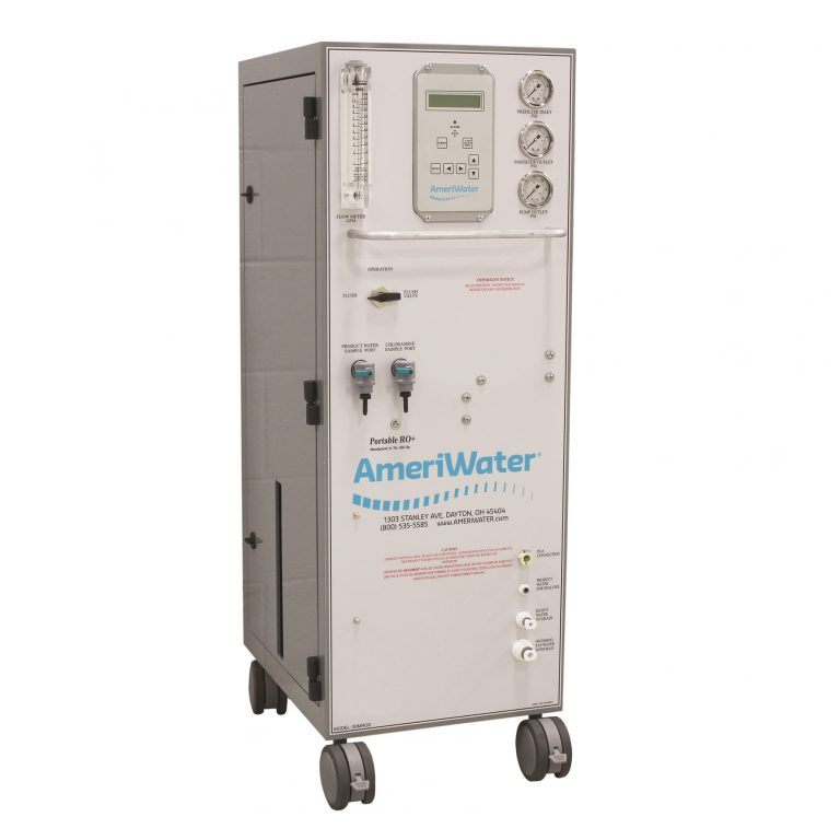 Reverse Osmosis Systems – Portable Single Patient (MROS)