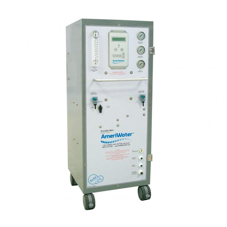 Reverse Osmosis Systems – Portable up to Two Patients (MRO1)
