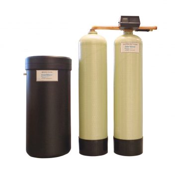 Commercial Dual Alternating Water Softeners – 24 up to 27GPM Icon