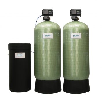 Commercial Dual Alternating Water Softeners – 26 up to 72 GPM Icon