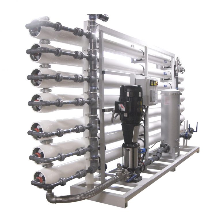 C&I Reverse Osmosis Systems – 18,000 up to 129,600 GPD