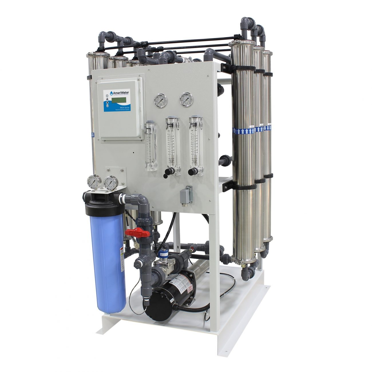 C Amp I Reverse Osmosis Systems 2 400 Up To 19 200 Gpd