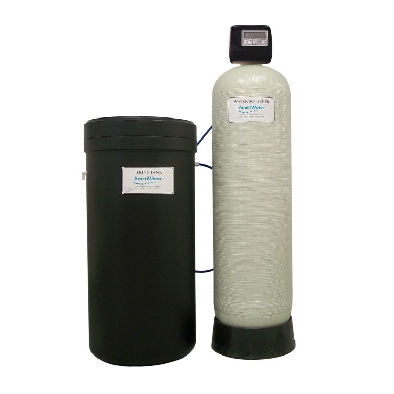 Commercial Metered Water Softeners – 15 up to 21 GPM