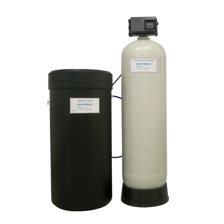 Commercial Metered Water Softeners – 23 up to 41 GPM
