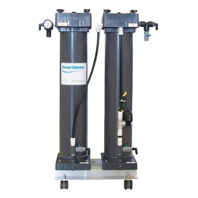 Demineralizer for PrintWater – up to 50 GPD