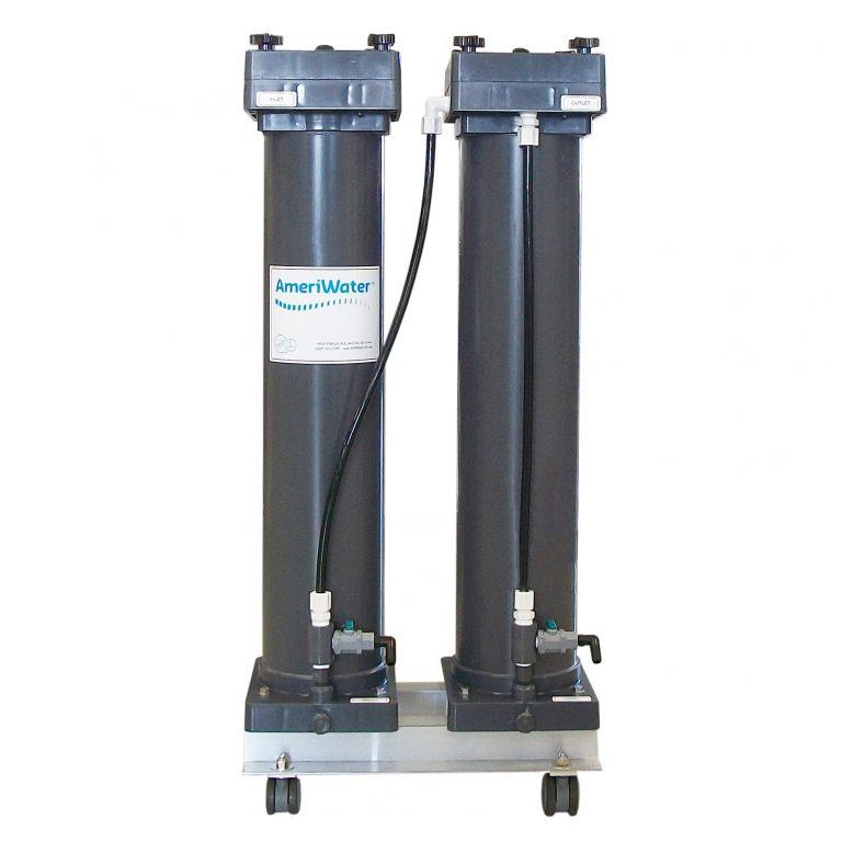 Laboratory – Dual Worker/Polisher Deionizer