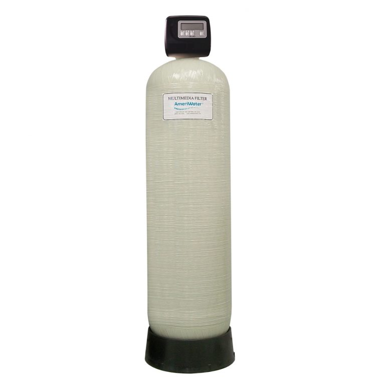 Multimedia Water Filter Systems – 5 up to 15 GPM
