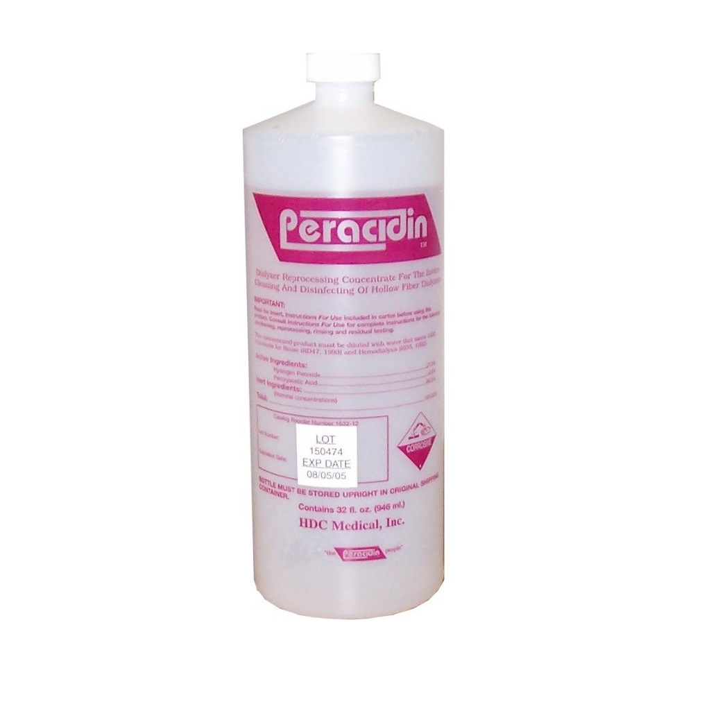 Peracidic® Sterilant for Disinfection