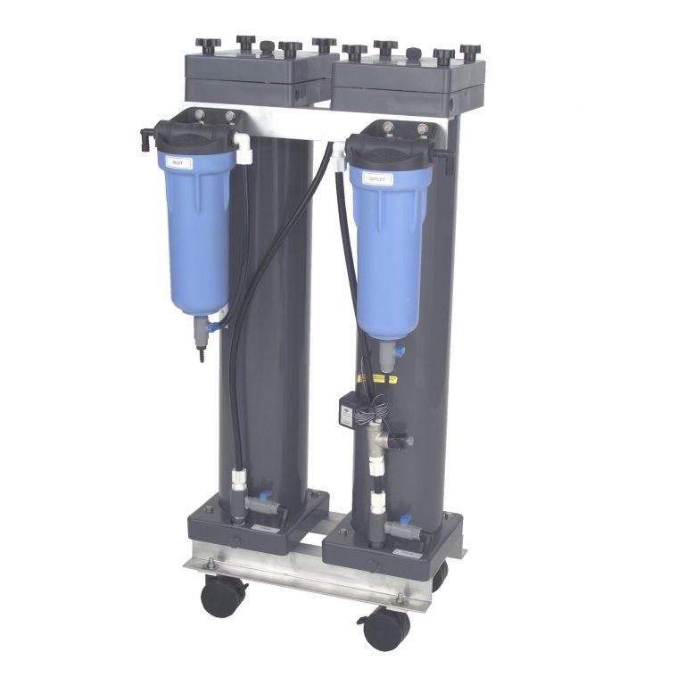 Silex Deionization Systems – 30 up to 75 GPD