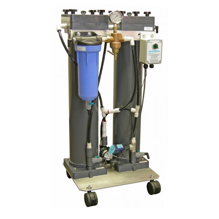 Sterile Processing Water System – less than 50