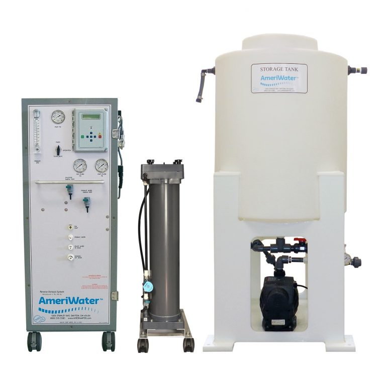 Sterile Processing Water Systems – up to 108