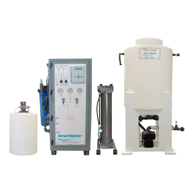 Sterile Processing Water Systems – up to 162 GPH