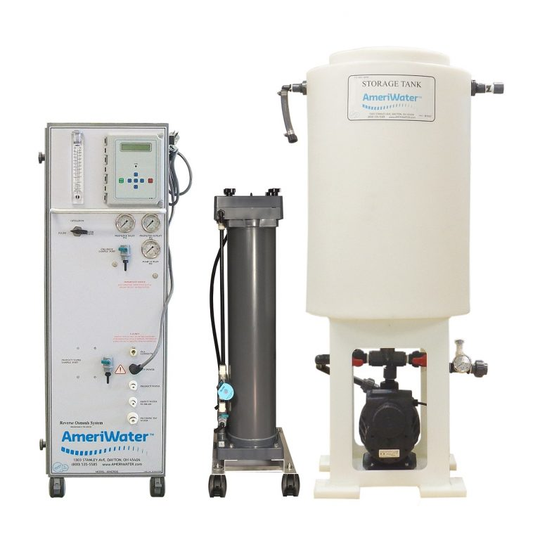 Sterile Processing Water Systems – up to 30 GPH