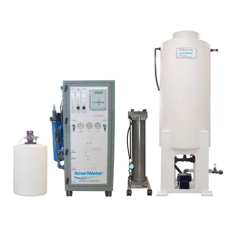 Sterile Processing Water Systems – up to 300 GPH